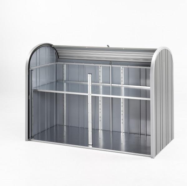 Zwischenboden Biohort für Gartenbox / Auflagenbox Storemax 190