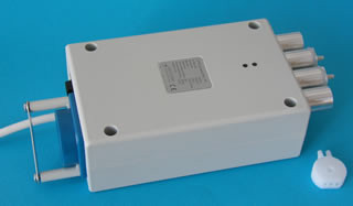 Luftdruckwächter P4 Standard mit DIBT Zulassung