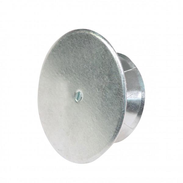 Kaminlochkapsel KaminoFlam Ø 160 mm für Maueröffnung Ø 100-150 mm