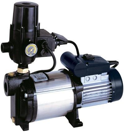 Hauswasserautomat KSB-Superinox 15/4 Graf 353032