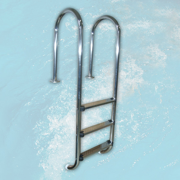 Leiter / Einhängeleiter für Weka Swimmingpool