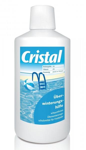 Cristal Wasserpflege Winterschutzmittel für Schwimmbad 1 Liter