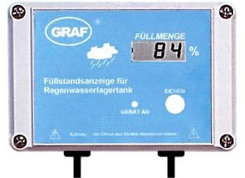 Digitale Füllstandsanzeige GRAF 351013