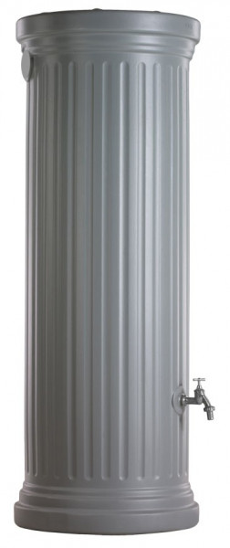 Säulentank 500 Liter steingrau GRAF 326512