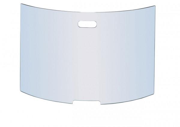 Funkenschutz - Funkenschutzglas Lienbacher gewölbt 76x50cm