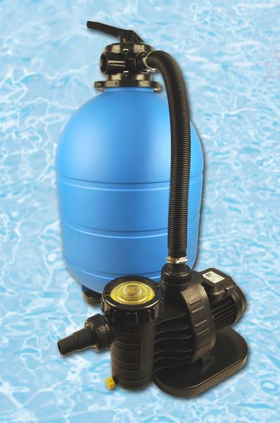 Sandfilteranlage Maxi für Weka Pool 594 und 594A