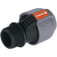 GARDENA Verbinder 25 mm x 1 Zoll Außengewinde 02763-20