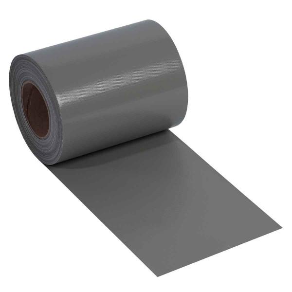 Sichtschutz / Zaunblende PVC Noor 0,19x35m steingrau