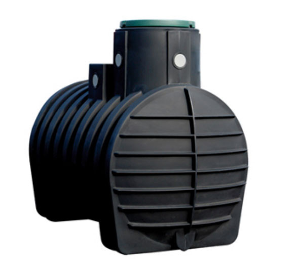 Erdtank / Regenwassertank Mono 4.000 Liter 4Rain 295003
