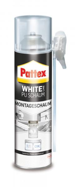 Pattex White Line Montageschaum 500ml