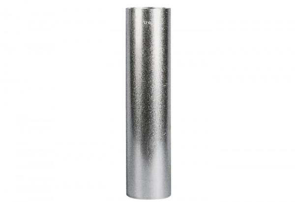 Ofenrohr / Rauchrohr FAL Ø 120 mm Länge 330 mm