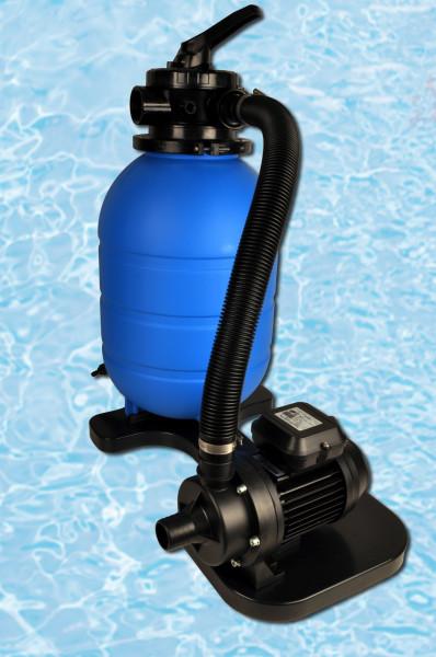 Sandfilteranlage Medi für Weka Pool 593A / 593B
