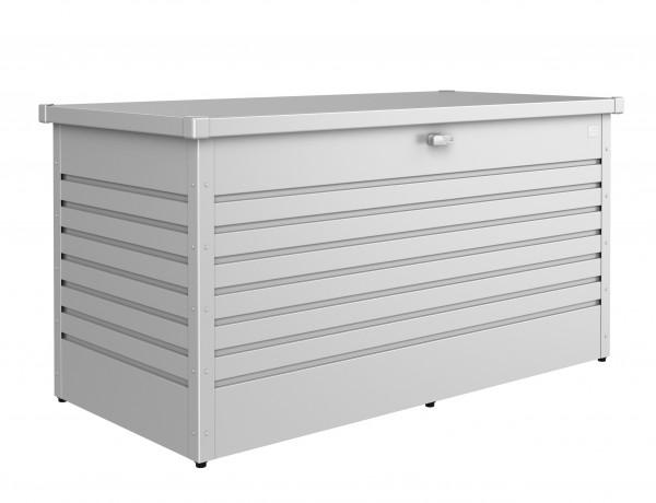 Gartenbox Auflagenbox Biohort Freizeitbox 100 silber-metallic