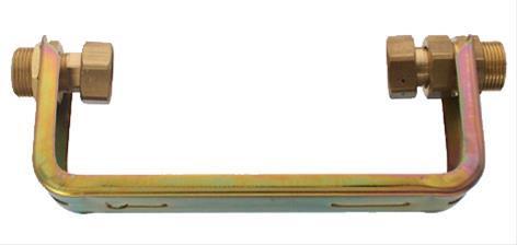 Wasserzähler-Anschlussgarnitur