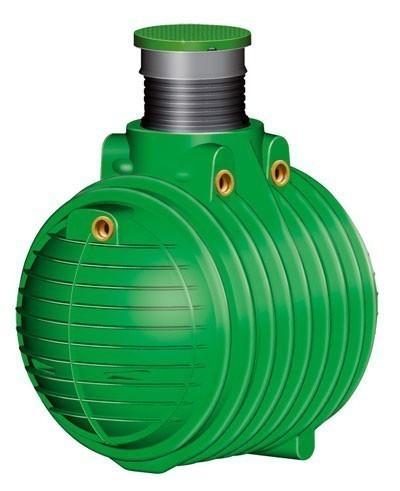 Abwasser Sammelgrube Columbus ohne DIBt 4.500 Liter GARANTIA 102033