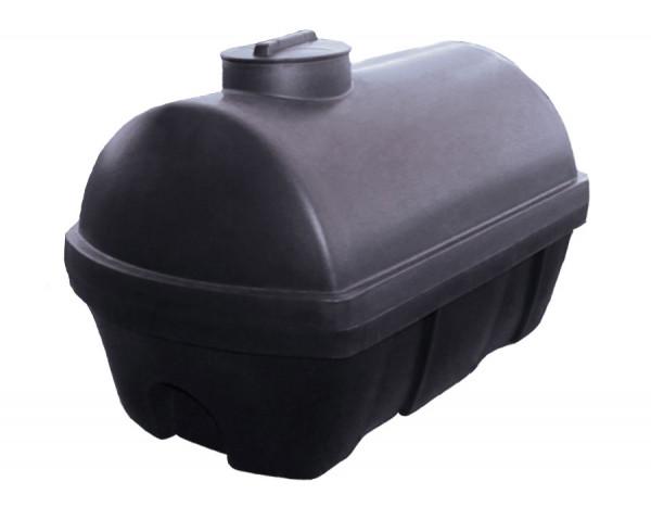 Regenwasser-Sammeltank liegend 600 Liter GRAF 327012