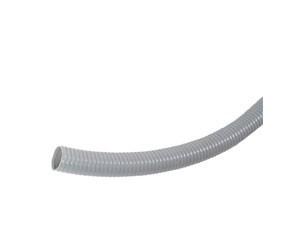 """Saugschlauch PVC 25 mm (1"""") grau 5 m GRAF 330188"""