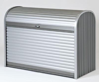Gartenbox / Auflagenbox Biohort Storemax 190 quarzgrau