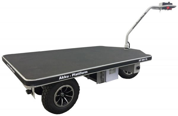 Powerpac Transportwagen Akku-Plattformwagen Typ AP800XL 800kg