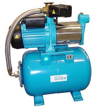Güde Hauswasserwerk MP 120/5A 24 LT 1300W