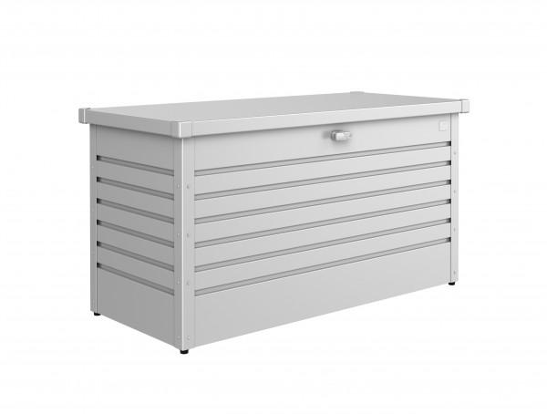 Gartenbox Auflagenbox Biohort Freizeitbox 130 silber-metallic