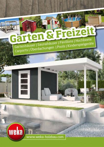 Katalog Weka Garten & Freizeit 2020