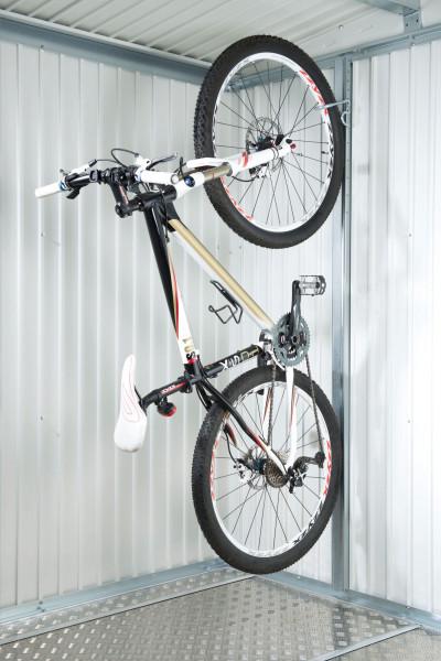 Fahrradhalter 2er-Set bikeMax für Biohort Europa und Geräteschrank