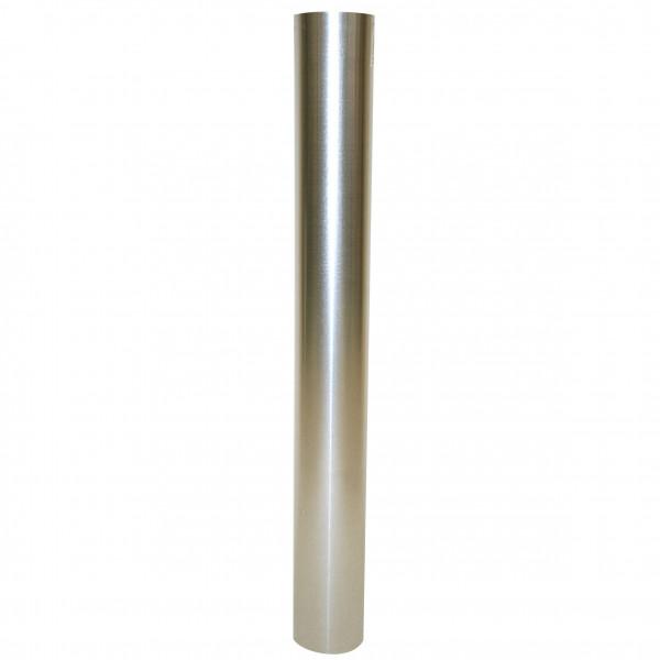 Ofenrohr / Rauchrohr FAL Ø 110 mm Länge 1000 mm