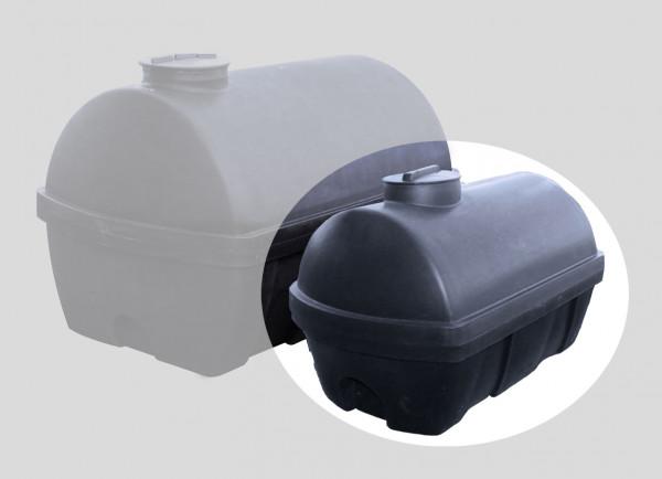 Regenwasser-Sammeltank liegend 400 Liter GRAF 327010
