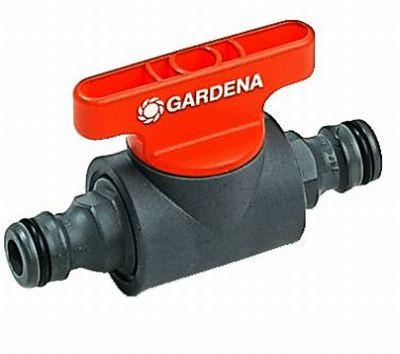 GARDENA Kupplung mit Regulierventil 00976-50 oder 02976-20